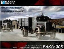 Rubicon Models 28mm 1/56 scale World War 2 German 3-Ton Sdkfz 305 Cargo Truck