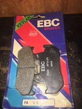 EBC FA69 Premium High Performance Organic Motorcycle Brake Pads Single Set New