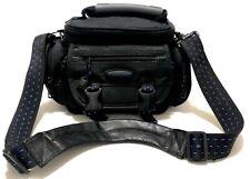 Samsonite SLR Camcorder Camera Bag Black 5 pockets padded Adjustable strap 817BK