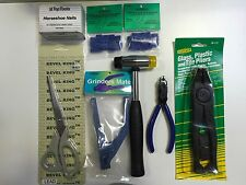Stained Glass Supplies Tools (7 Items)