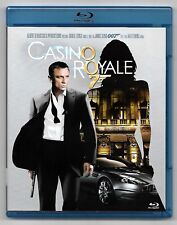 BLU-RAY DISC / CASINO ROYALE ( JAMES BOND 007 DANEL GRAIG) COMME NEUF
