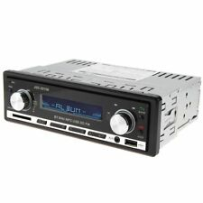 Bluetooth Vintage Single Din Car Radio MP3 Player Stereo USB Car Stereo Audio