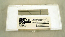 EDITALL S-2 90 Splicing Block for 1/4in Audio Tape - New, Free Shipping