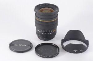"""""""Exc"""" Sigma AF 24-70mm F/2.8 EX D DG ASPH Zoom Lens for Nikon From Japan 18A"""
