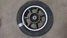 1980 Kawasaki KZ440 LTD K539. rear wheel rim 16in