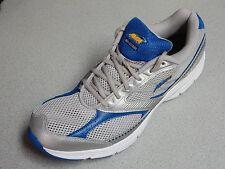 AVIA  RUNNING  SHOES  silver/blue    MEN  US 10.5  Euro 44.5  medium   NEW