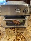 CUISINART-TOASTER-OVEN-AIR-FRYER-CTOAF50BJ-with-TRAY-FRY-BASKET-BOOKLET-BOX