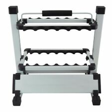 Mini Rack De Barra De Aluminio