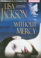 Without Mercy by Lisa Jackson (2010, CD, Unabridged) NEW / SEALED