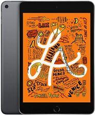 Apple iPad Mini (5th Generation) 64GB, Wi-Fi, 7.9in - Space Grey Apple Warranty