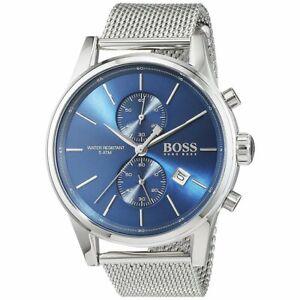 Hugo Boss Jet 1513441 Herren Chronograph Uhr Armbanduhr NEU