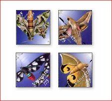 VAN0305 Moths 4 pcs