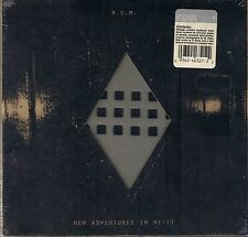 R.E.M. New Adventures in Hi-Fi CD LIMITED EDITION NUOVO OVP SEALED programmazione a oggetti
