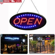 Neon Led Sign Open Light Business Displays Board for Barber Shop Bar Restaurants