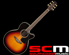 Takamine GN51CE BSB NEX Acoustic Electric Guitar W/ Pickup Brown Sunbur