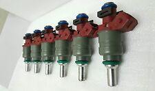 42LB Siemens Deka Fuel Injector Upgrade BMW Turbo E39 E46 Z3 Z4 M54  (Set of 6)