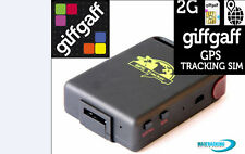 2G Sim Card For GPS Tracker Tracking Pay As You Go GPRS style Old Type Sim Card