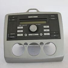 (1203) Autoradio Ford Focus 6000 cd con pannello TPAM090785 usato (1-3-C-9)