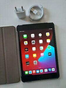 Apple iPad Mini 4 di 4th generazione con Wifi + Cellular colore Nero