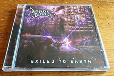 BONDED BY BLOOD Exiled to Earth  - CD