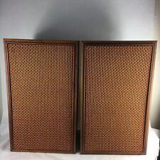 The Fisher Xp-9C Speakers Floor speaker - set of 2 -
