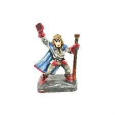 Warhammer MB Heroquest Miniature Model Wizard Rare