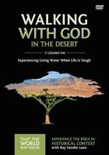 WALKING WITH GOD IN THE DESERT VIDEO STUDY - NEW DVD