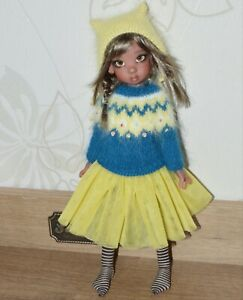 """Set for tiny bjd by Kaye Wiggs Tillie, soom imda 2.6 and other 12"""" doll"""