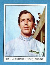 [GCG] CAMPIONI DELLO SPORT 1966/67 - Figurina/Sticker n. 69 - G. RUSSO -Rec