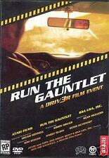Rrun the Guauntlet  G  (New Sealed) (SPORTS DVD) A DRIV3R FILM EVENT FULL SCREEN
