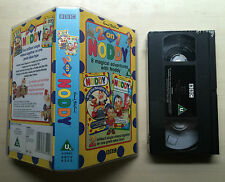 BBC - NODDY - 2 ON 1 - NAUGHTY TAIL & THE KITE - VHS VIDEO - BRAND NEW & SEALED