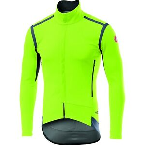 Castelli Men's Perfetto RoS Long Sleeve Jacket - 2021