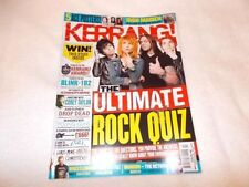March Kerrang! Magazines