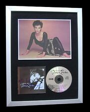 SHEENA EASTON+SIGNED+FRAMED+9 TO 5+EYES+MODERN=100% AUTHENTIC+FAST+GLOBAL SHIP