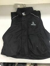 Size Small New Armored Air Jackets Motorcycle Vest Air Bag Black