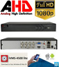 DVR IVMS IBRIDO FULL HD TVI AHD CVBS 8CH CANALI 2MP 1080P CLOUD P2P CLOUD
