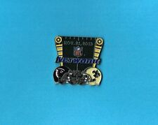 Atlanta Falcons November 21, 2013 Game vs Saints NFL Football Lapel Hat Pin