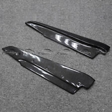 For BMW Carbon Fiber E92 E93 M3 Coupe/Convert Rear Splitter Extend 2008-13