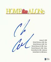 CHRIS COLUMBUS SIGNED AUTO HOME ALONE SCRIPT FULL 135 PAGE SCREENPLAY BECKETT