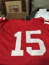 """Nebraska Tommy Frazier """"94-95"""" Signed Jersey (Authenticated)"""