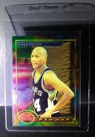 1993-94 Topps Finest Lloyd Daniels #204 Basketball Card