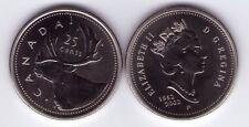 2002P 25 cent SPECIMEN Grade From RCM Specimen set