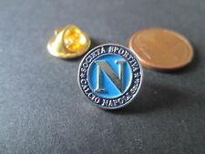 a6 NAPOLI FC club spilla football calcio soccer pins broches badge italia italy