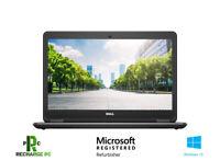 Dell Latitude E7440 Notebook Laptop i5-4300U 8GB Ram 256SSD 1.9GHz Win 10 PRO PC