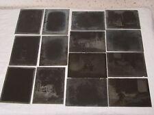 Lot de 14 anciennes Photos  plaques de verre 12 x 9 cm  Guilleminot La Parfaite