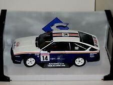 Solido Alfa Romeo GTV6 Rothmans 3e Rallye Tour de Corse 1986 - Yves Loubet, Jean-Marc Andrié Echelle 1:18 Voiture Miniature