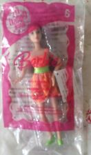 McDonalds Barbie Rio Teresa Toy Number 6 From 2008