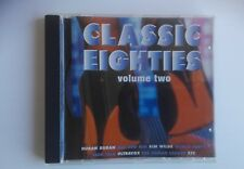 USED CD CLASSIC 80S VOLUME TWO USED IN VERY GOOD WORKING CONDITION EMI 14 TRACKS