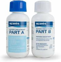 Aquamira Water Purification Tablets Purifier Camping Emergency Military Survival
