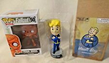 Fallout 3 Vault Boy 101 Bobblehead 7'' Arms Crossed Pip Boy Figure + funko